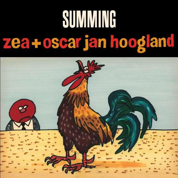New Zea album with Oscar Jan Hoogland
