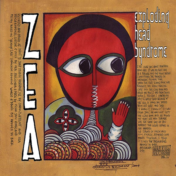 Makkum Records MR9 cover